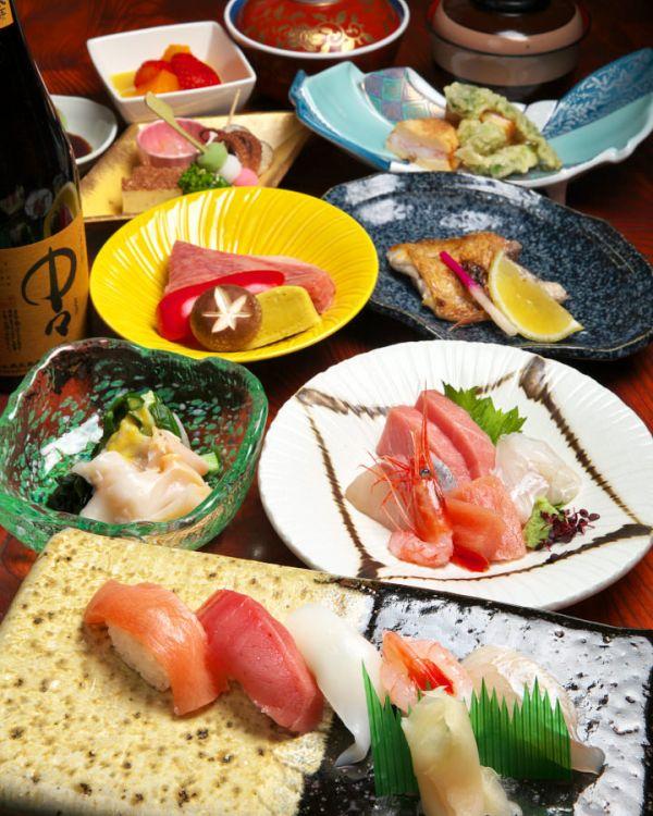 金沢宴会(寿司)