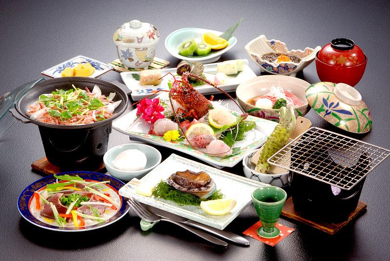 美味宴プラン「満海膳」