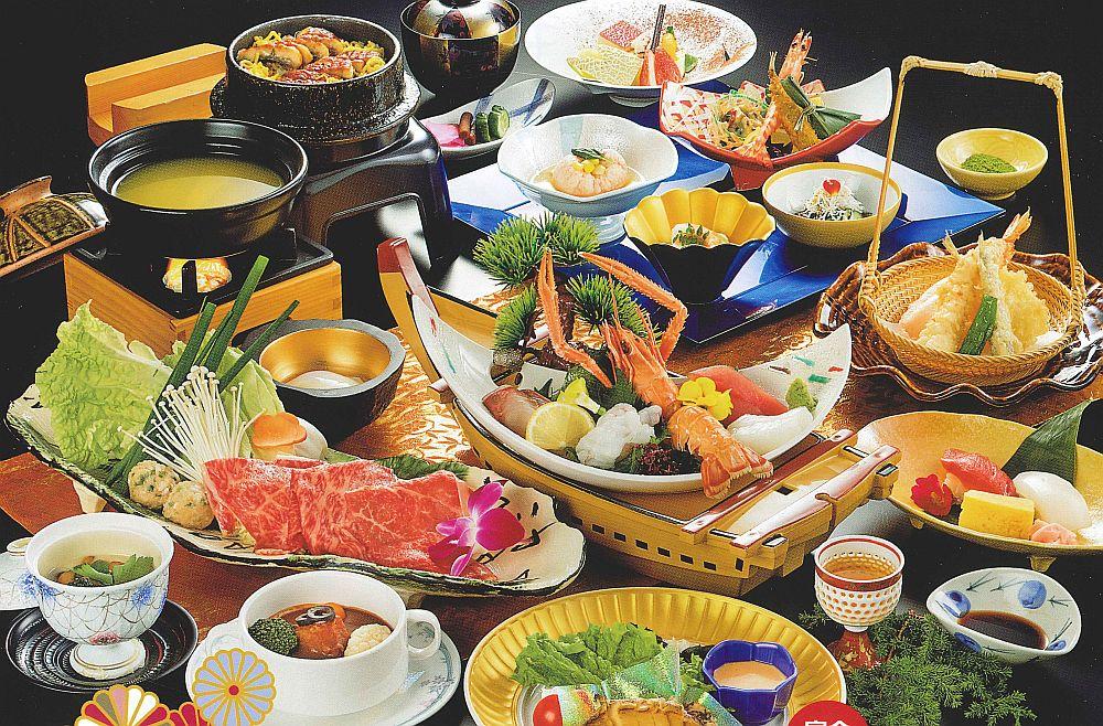【団体向け・宴会特典付】料理長の心づくしプラン