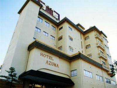 プラザホテル吾妻
