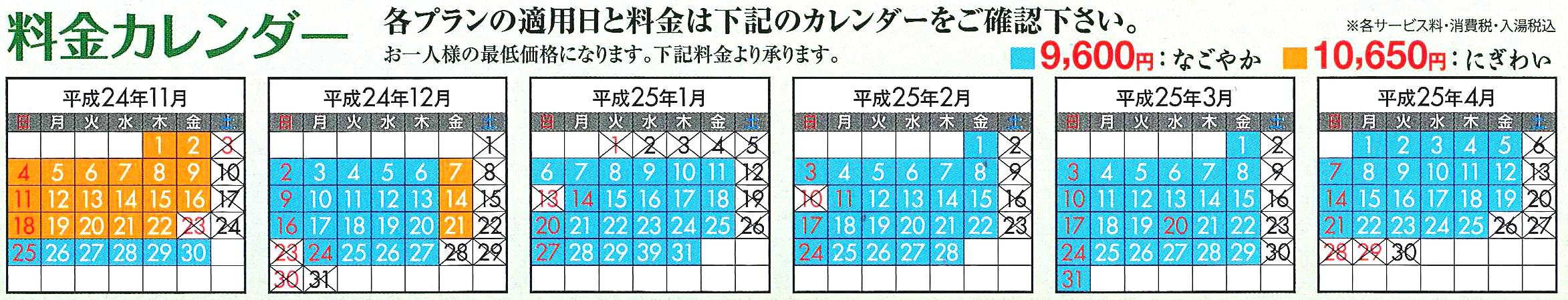 【一万円以下】新忘年会・新緑プラン「なごやか」