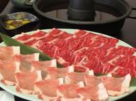 【食べ放題】90分「国産牛&国産豚」しゃぶしゃぶ放題!